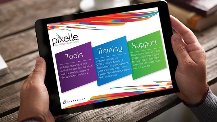 Pixelle Sales Tools iPad 699x394